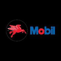Mobil Pegasus logo vector download free