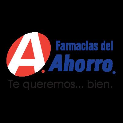 Farmacias del Ahorro logo vector