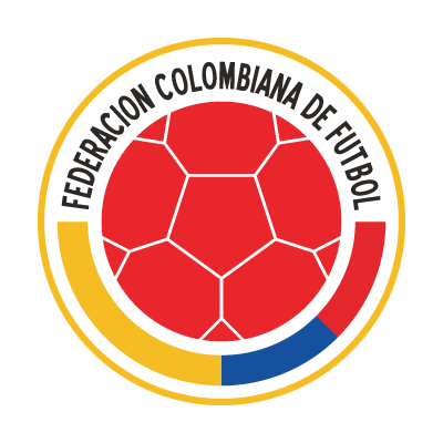 Federacion Colombiana Football logo vector