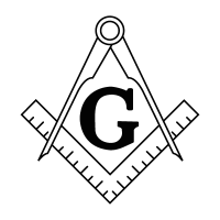 Freemasons logo vector free download