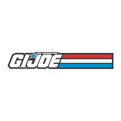 G.I. Joe Game logo vector