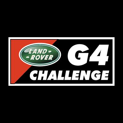 G4 Challenge Land Rover logo