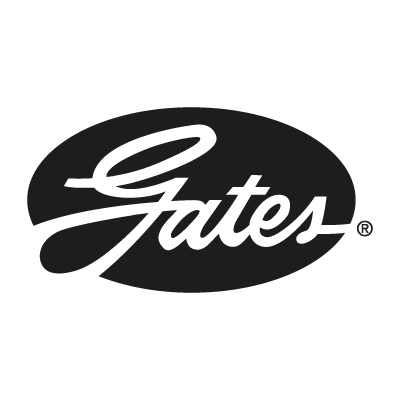 Gates logo vector