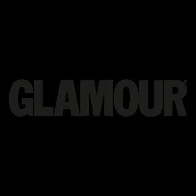 Glamour Revista logo vector