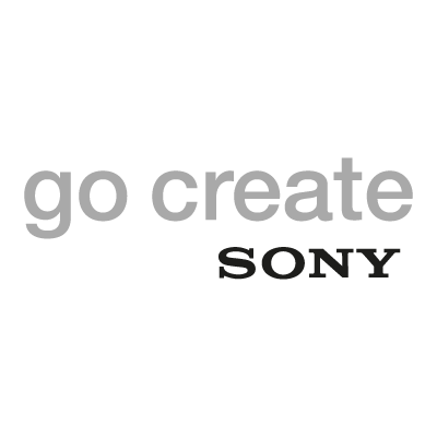 Go Create Sony logo vector