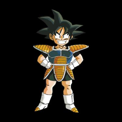 Goku dragon ball logo