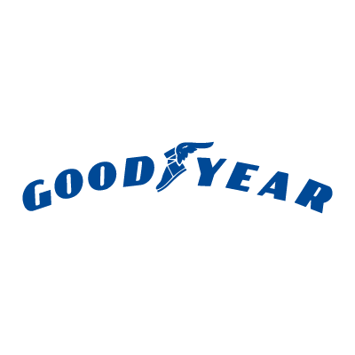 Goodyear Racing logo vector
