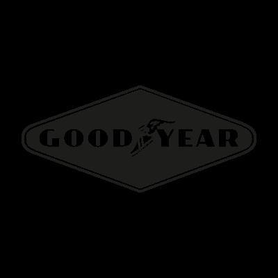 Goodyear Tire logo vector