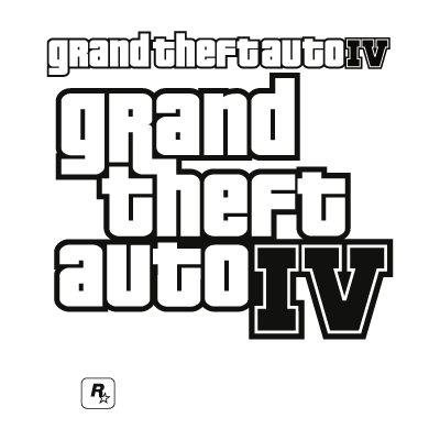 Grand Theft Auto IV logo