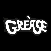 Grease logo vector free