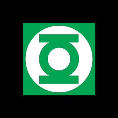 Green Lantern Corps vector logo