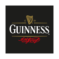 Guinness Beer logo vector download free