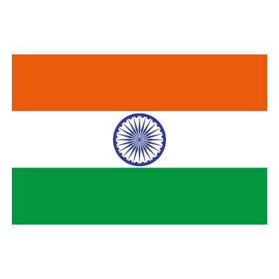 Flag of Indian logo