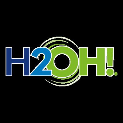 H2OH! Limao vector logo
