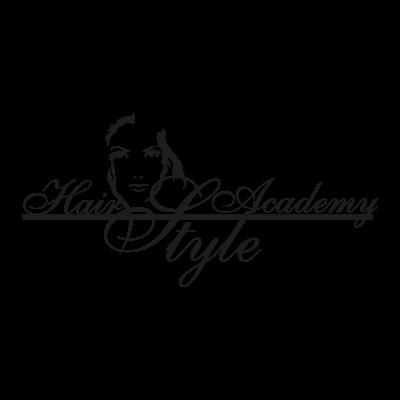 Hair Style Academy vector logo