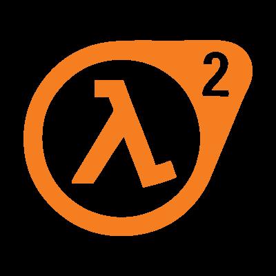 Half-life 2 videogame logo
