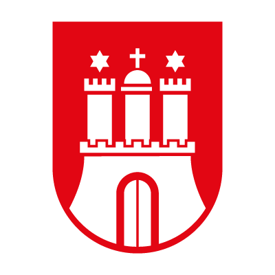 Hamburg vector logo