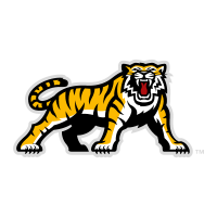 Hamilton Tiger-Cats club vector logo free