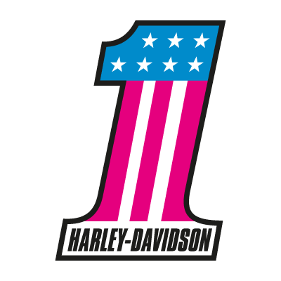 Harley-Davidson 1 logo