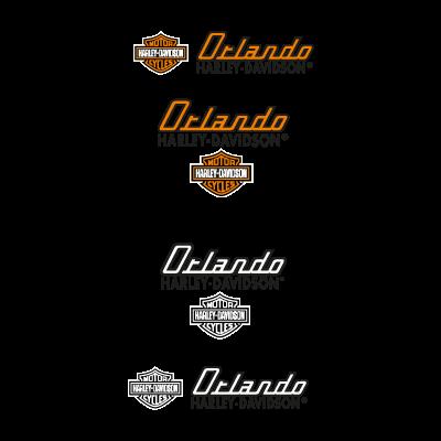 Harley - Orlando vector logo