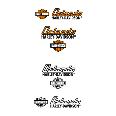 Harley - Orlando logo