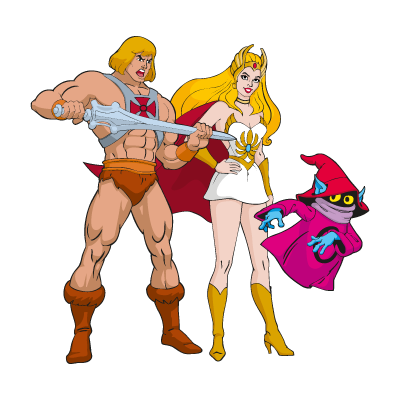He-Man & She-Ra logo