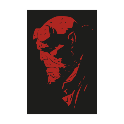 Hellboy Art logo