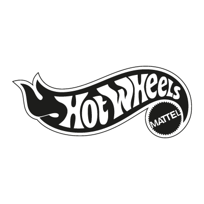 Hot Wheels Mattel vector logo