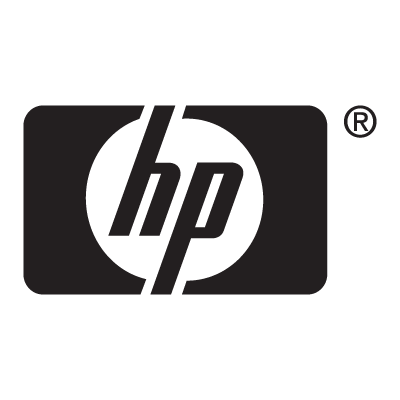 HP (.EPS) vector logo