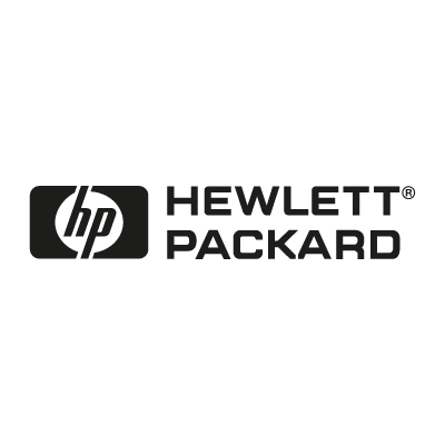 HP - Hewlett Packard (.EPS) vector logo