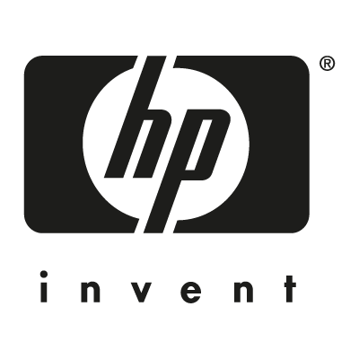 HP Hewlett-Packard vector logo