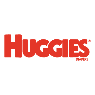 Huggies Diapers vector logo