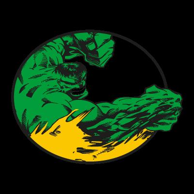 Hulk Marvel logo