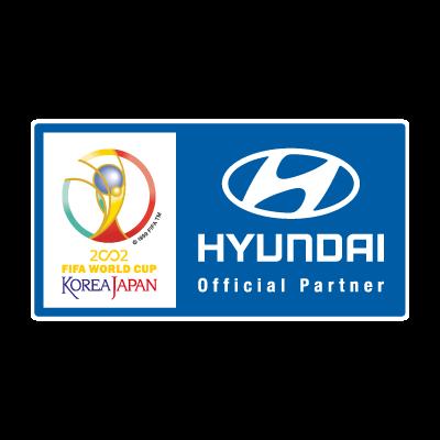 Hyundai - 2002 FIFA World Cup logo