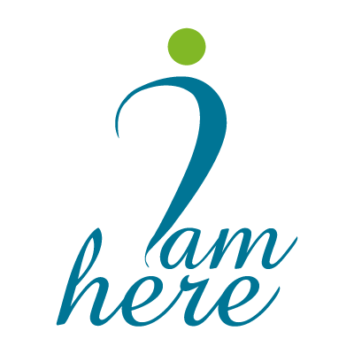 I am Here vector logo