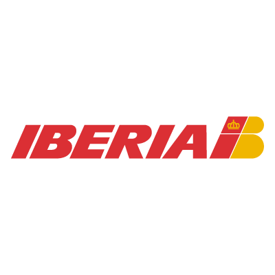 Iberia Airlines vector logo