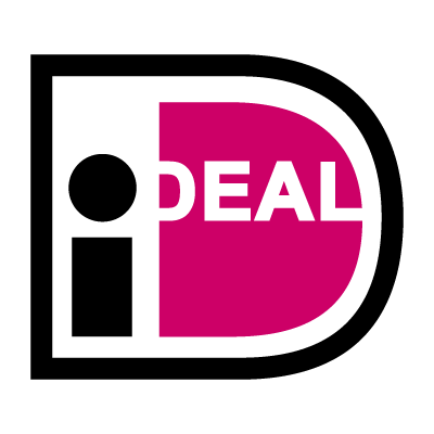 IDeal betalen vector logo