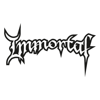 Immortal vector logo