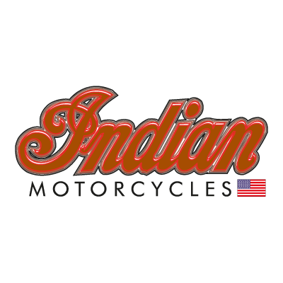 Indian Motorcycles Auto vector logo