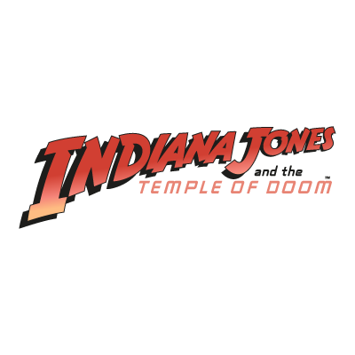 Indiana Jones vector logo