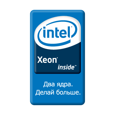 Intel-Xeon vector logo