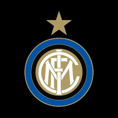 Inter Milan 100 years anniversary vector logo