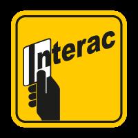 Interac yellow vector logo free download