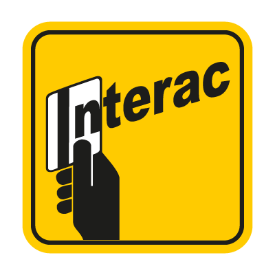 Interac yellow logo