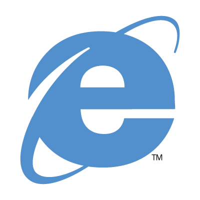 Internet Explorer 4 vector logo