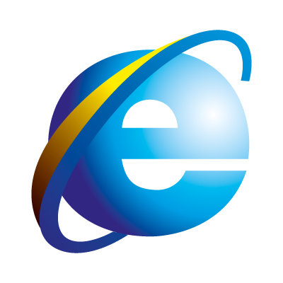 Internet Explorer - IE vector logo
