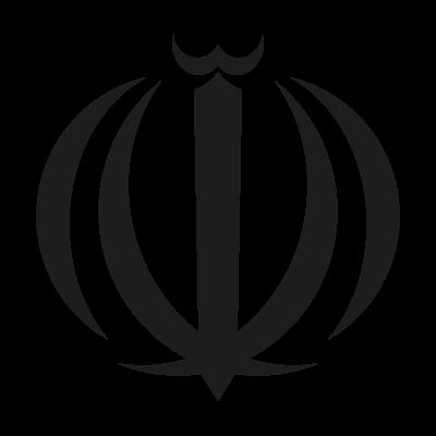 Iran Allah Sign logo