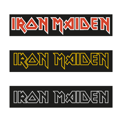 Iron Maiden 3 logo