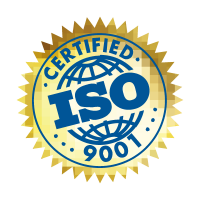 ISO 9001 Certified vector logo free download