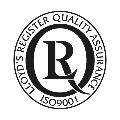 ISO 9001 Lloyds Registered logo
